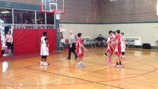 st barnabus vs ijp 1st half 7th grade 2 18 2017 a team