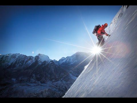"Ueli Steck,  Legendary ""Swiss Machine"" climber dies on Everest, RIP"