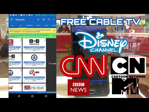 Live TV Philippines | Free Cable Channels July 2018