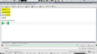 Tcl/Cisco Lesson 31: regexp : atoms (English Version)