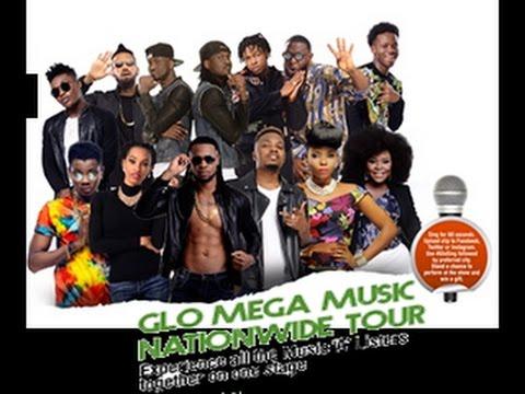 Glo Mega Music Calabar Livestream