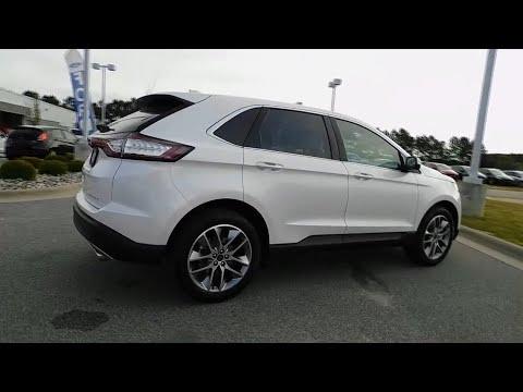 2018 Ford Edge Wilson, Rocky Mount, Goldsboro, Tarboro, Greenville, NC ED82983