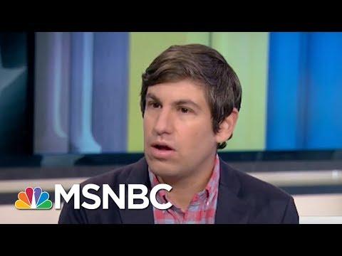 Trump Federal Judge Nominee Called A Potential 'Mini-Scalia' | AM Joy | MSNBC