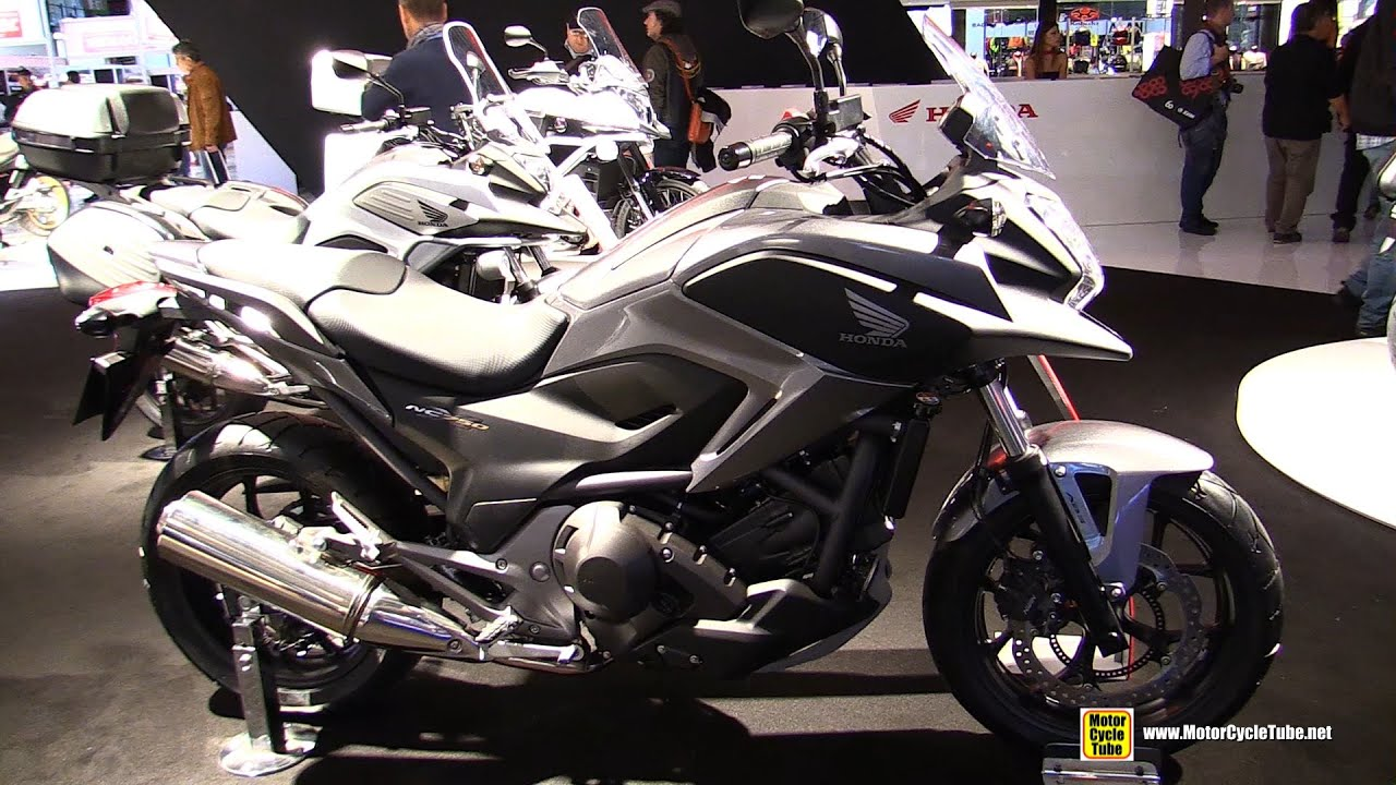 2015 honda nc750x dct walkaround 2014 eicma milano motocycle exhibition youtube. Black Bedroom Furniture Sets. Home Design Ideas