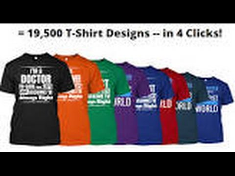T-Shirt Designs on Teespring | First make money bd | Best Way to Make Money Online