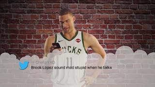 Milwaukee Bucks: Mean Tweets