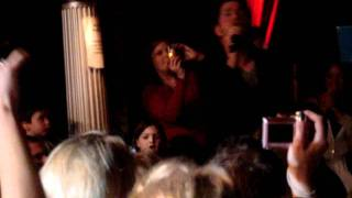 Andy Grammer WALKING THROUGH THE CROWD - SLOW & AIRPLANES LIVE in Minneapolis, MN