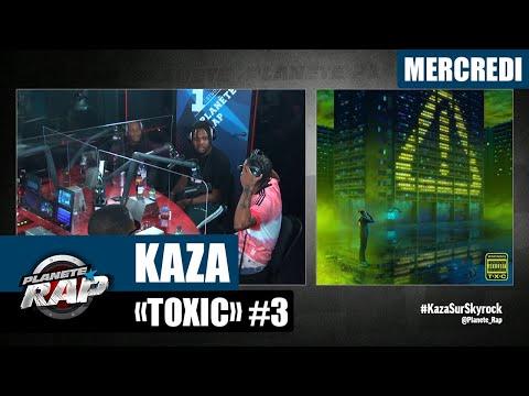 Youtube: Planète Rap – Kaza«Toxic» avec Enfantdepauvres, Vissel, Kaeles et Fred Musa #Mercredi