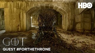 Throne of the Crypt | Quest #ForTheThrone - Dusk