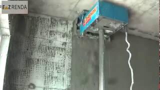 Maszyna do tynkowania, SZYBKA TYNKOWNICA NOWOŚĆ