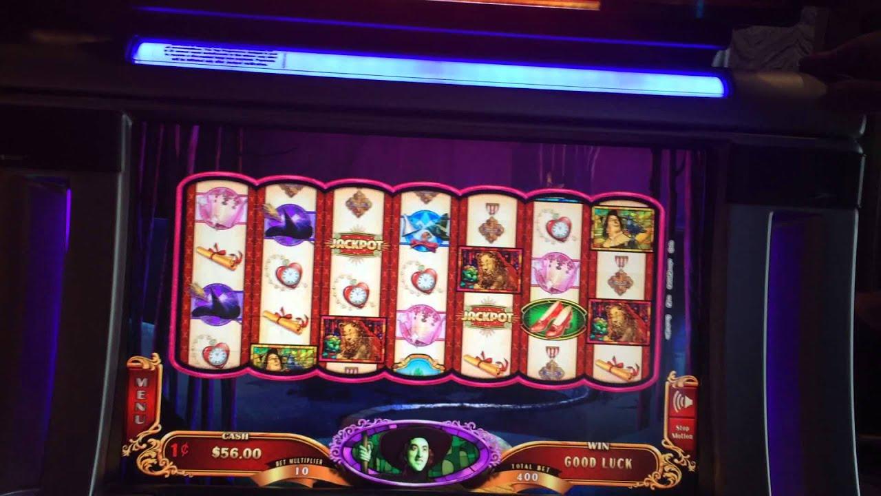 Online Slot Machine Wizard Of Oz