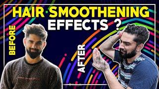 Hair Treatment Karwana Chahiye Ya Nahi?   Effects Of Smoothening    Apaar Sharma