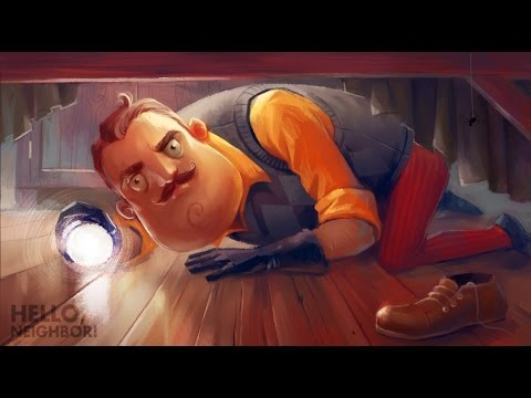 Hello, Neighbor Alpha 2 Walkthrough/Longplay (No Commentary) thumbnail