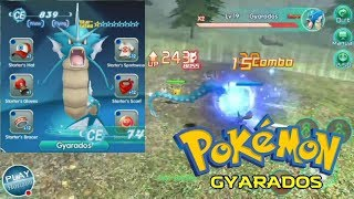 Legend Trainer - How to catch Rare Pokemon Gyarados!
