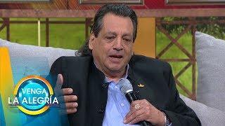 El hermano de Edith González visitó el foro de VLA. | Venga La Alegría