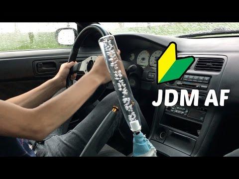 Jdm Shift Knob 240sx S14 Youtube