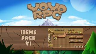 YoYo RPG - Items Pack #1