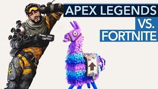 Warum ist Apex Legends so erfolgreich?