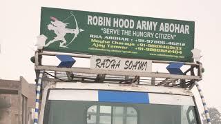 Robin Hood Army abohar