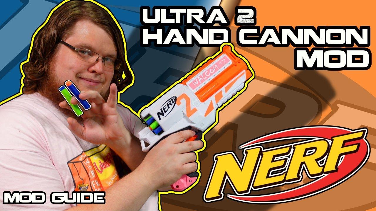NERF ULTRA 2 ELITE CONVERSION! 160 FPS & ELITE Dart Mod Guide! (Blaster Mods Australia Kit)
