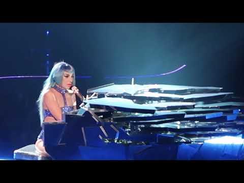 Lady Gaga - &39;Million Reasons&39; - Enigma - Park MGM Las Vegas - 11919