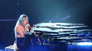 Lady Gaga - 'Million Reasons' - Enigma - Park MGM, Las Vegas - 1/19/19