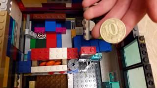 Мой Лего автомат MandM Lego