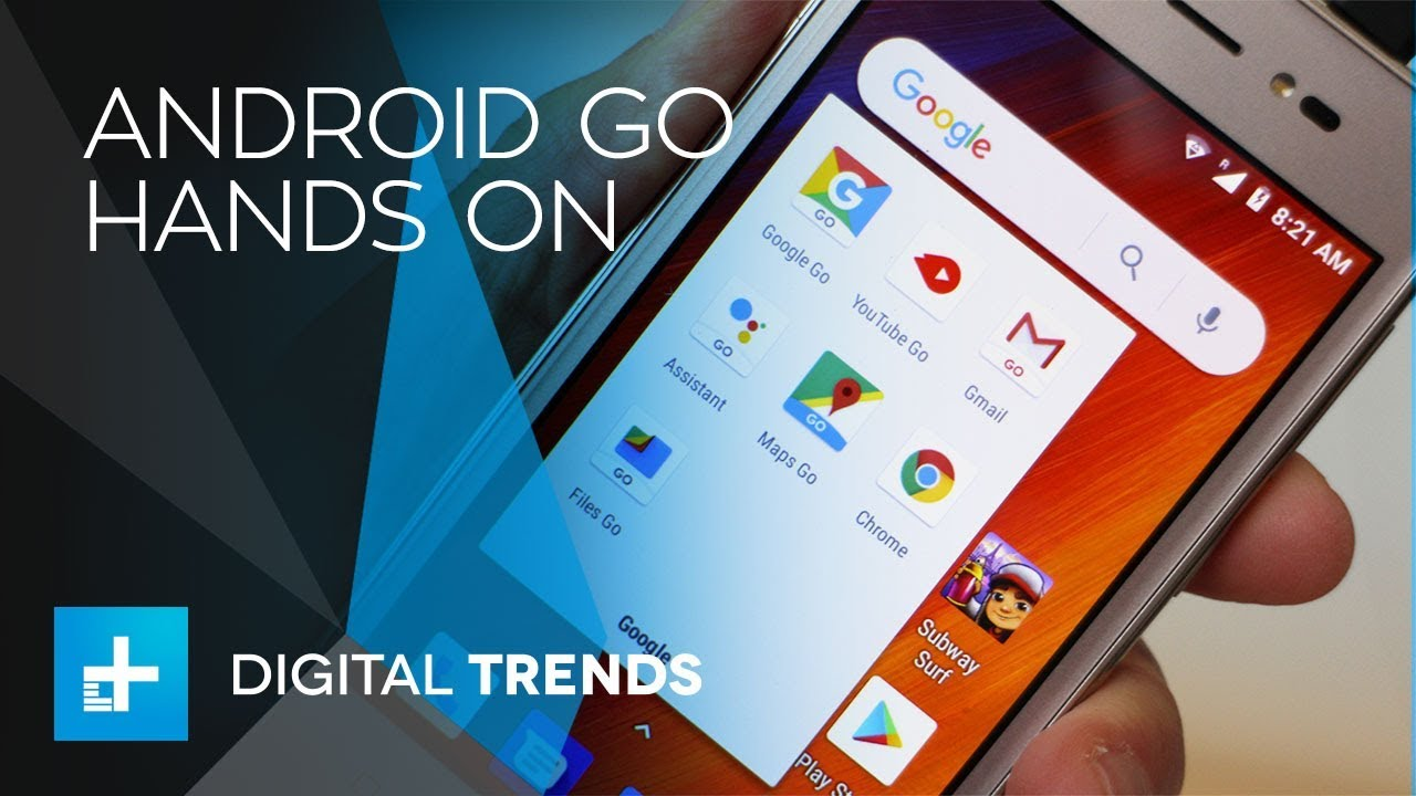 Android Go – Hands On at Mobile World Congress 2018