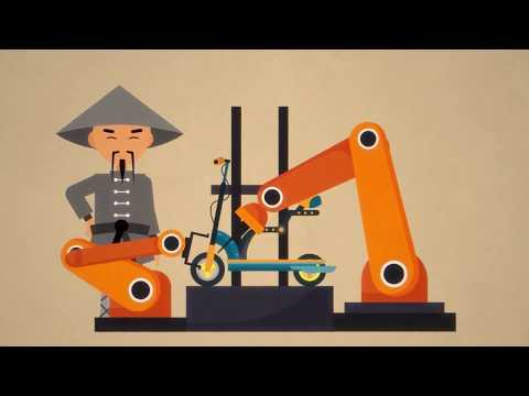 Создание анимационных роликов. Консалтингово-логистическая компания Like China