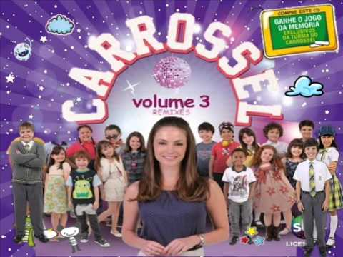 cd do carrossel volume 3 completo