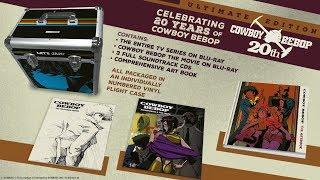 Cowboy Bebop - Ultimate Edition Trailer