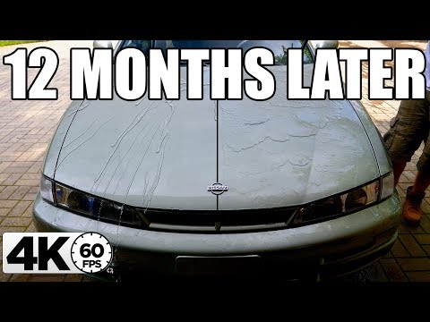 12-MONTH CERAMIC COATING UPDATE VIDEO
