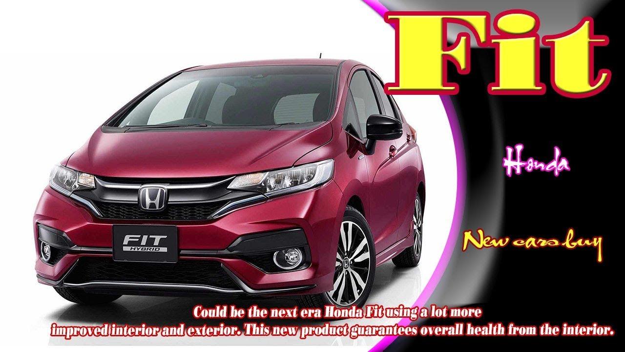 2020 Honda Fit 2020 Honda Fit Turbo 2020 Honda Fit Sport 2020