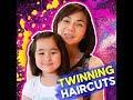 Twinning haircuts | KAMI |  Scarlet Snow Belo and her mom Vicki