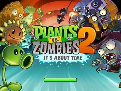 YA ESTÁ DISPONIBLE PLANTS VS. ZOMBIES 2. LA NUEVA ENTREGA DE POPCAP GAMES