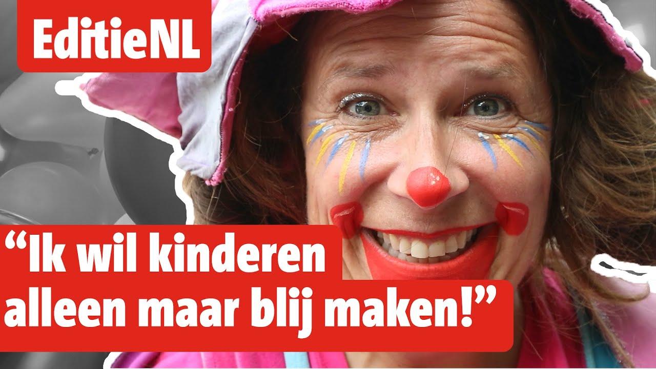 Als de Dood voor Clowns - EDITIE NL