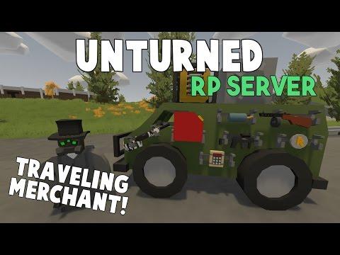 Unturned RP Server | Traveling Merchant