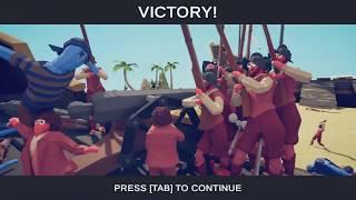 ВАЛЬКИРИИ ЧТО ТО МОГУТ (Totally Accurate Battle Simulator) #12