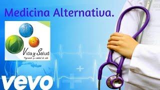 Medicina Alternativa con la Lcda Marilin Vargas.