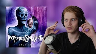 Motionless in White - Thoughts & Prayers | Reaction & Review
