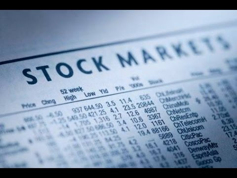 Stock Market Crash – What Does It Mean?