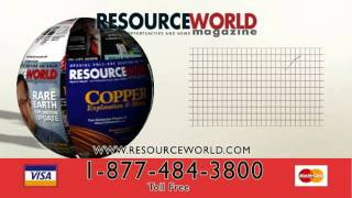 Resource World Magazine Subscription Offer