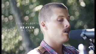 Ziggy Alberts performs his latest single 'Heaven' at a secluded bea...
