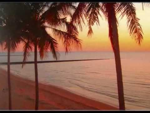 On the beach [Music Video]