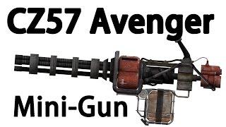 Fallout New Vegas: Minigun (CZ57 Avenger) Location