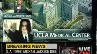 Michael Jackson has died (CNN)