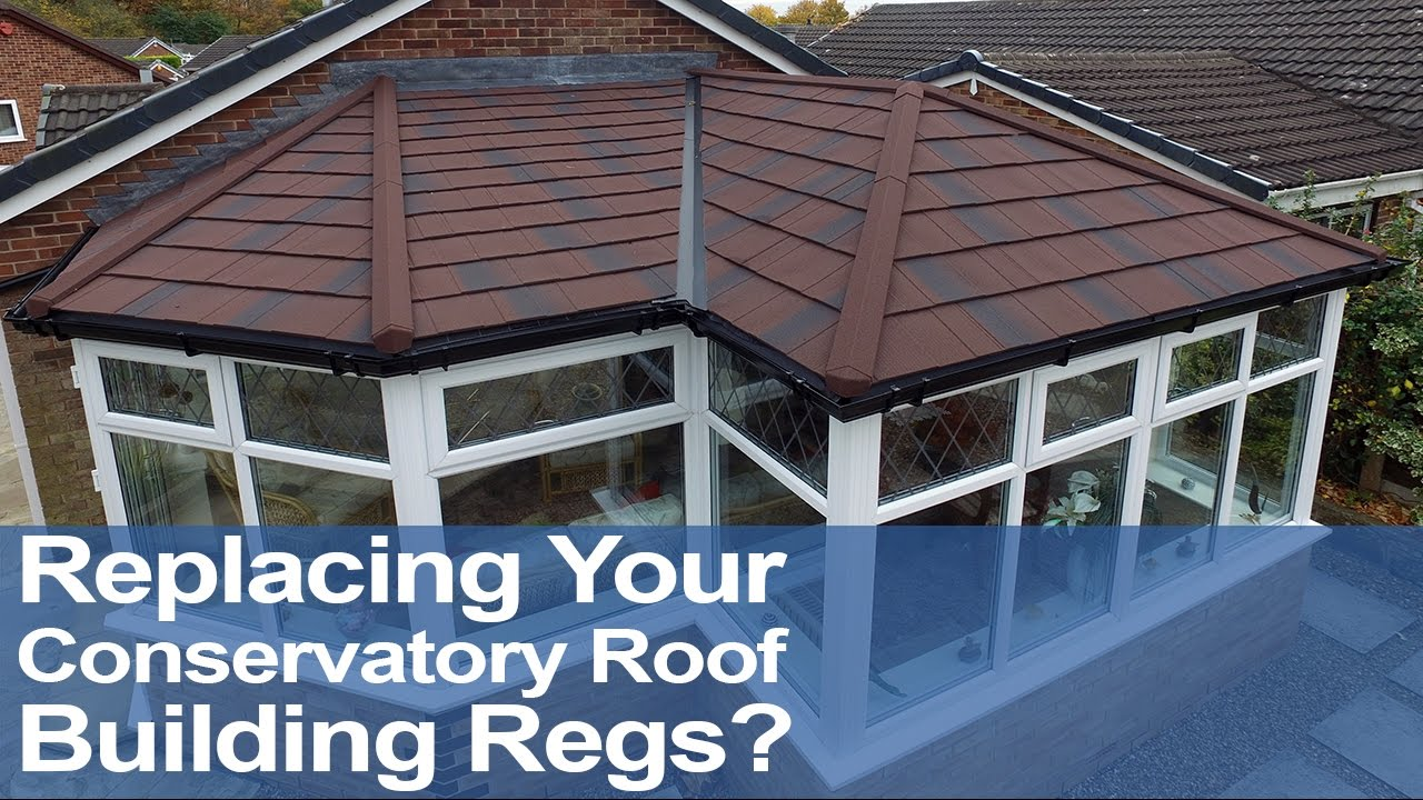 Replacing A Polycarbonate Conservatory Roof Building Regs Planning Permission