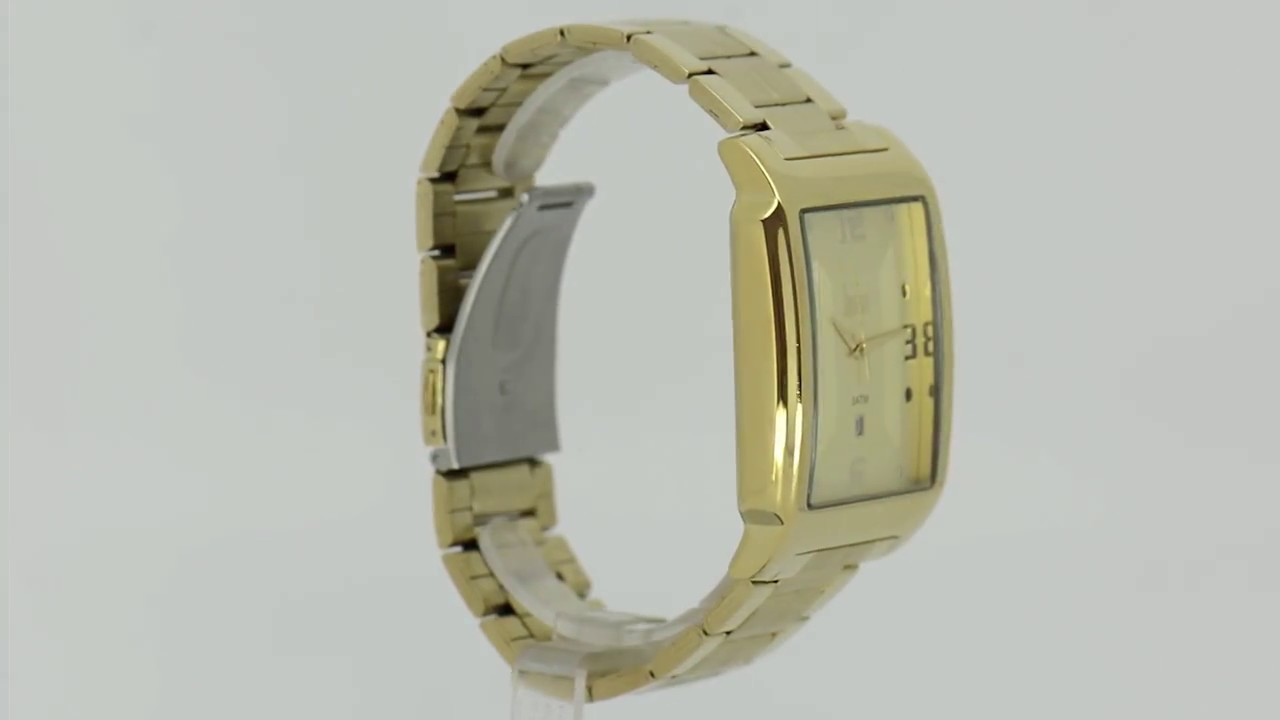 4fd8b1acf38 Relógio Dumont Masculino Berlim DUGM10AJ 4D - Eclock - YouTube
