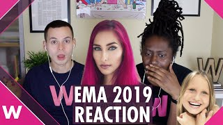 EMA 2019 reaction | Slovenia Eurovision selection