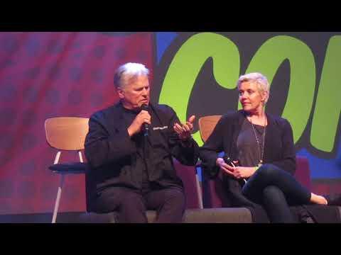Richard Dean Anderson Talks New Macgyver At Wales Comic Con April 2019